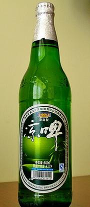 Китайское крепкое пиво