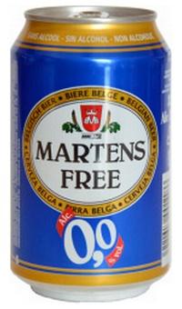 Безалкогольное пиво Мартенс