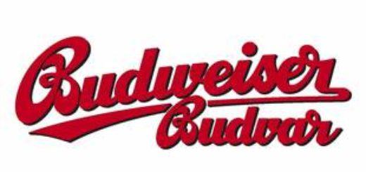 Логотип пива Будвайзер