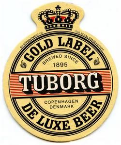 Эмблема пива Tuborg