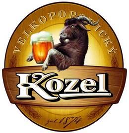 Эмблема Velkopopovicky Kozel