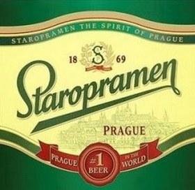 Эмблема пива Старопрамен