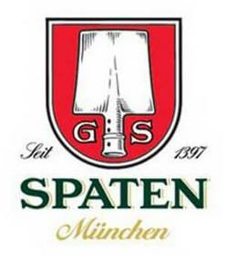 Логотип пива Шпатен