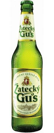 Пиво Zatecky Gus Svetle