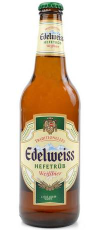 Пиво Edelweiss