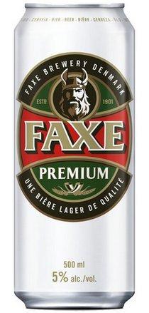 Пиво Факс Премиум