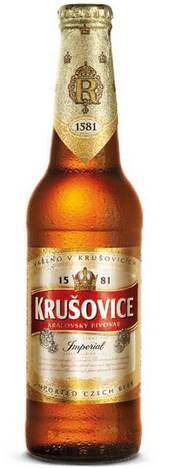 Светлое пиво Крушовице