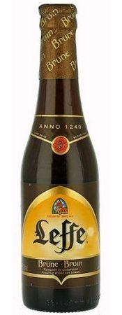 Пиво Leffe Brune