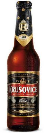 Пиво Krusovice Cerne