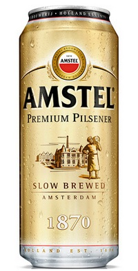 Пиво Амстел Premium Pilsener