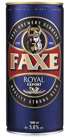 Пиво Факс Роял Экспорт