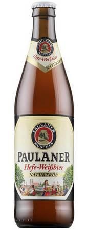 Пиво Пауланер Hefe-Weissbier