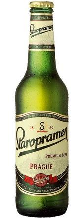 Пиво Старопрамен Премиальное