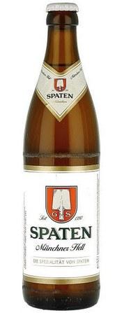 Пиво Spaten Munchen Hell