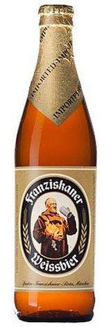Хорошее пиво Францисканер