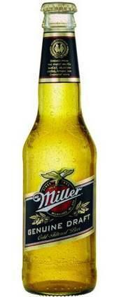 Пиво Miller Genuine Draft