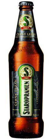Пиво Старопрамен Темное