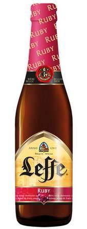 Пиво Leffe Ruby
