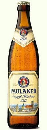 Пиво Пауланер Original Munchner Hell