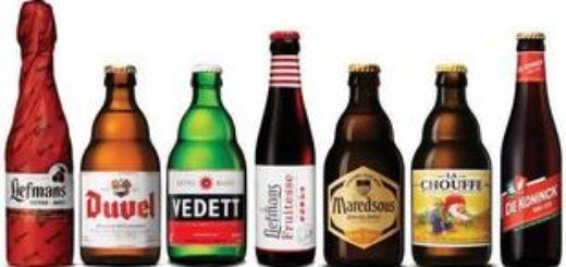 Марки бельгийского пива