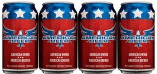 Баночное пиво из США