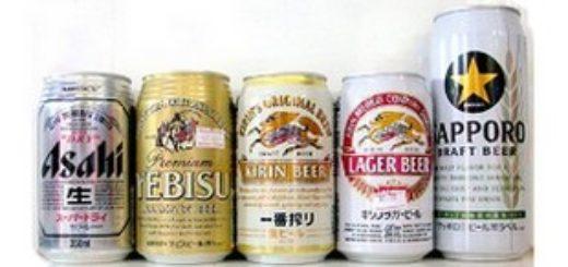 Японское баночное пиво