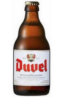 Бельгийское пиво Duvel