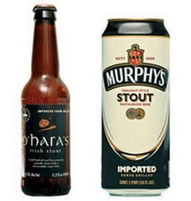 Марки ирландского пива