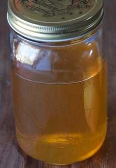 Яблочная наливка на водке
