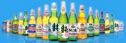 Виды китайского пива
