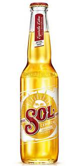 Бутылка Sol