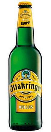 Бутылка пива Ottakringer