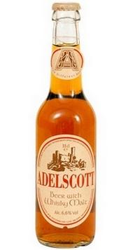 Бутылка пива Adellscott