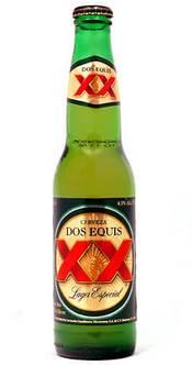 Бутылка Dos Equis