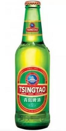 Китайское пиво Tsingtao