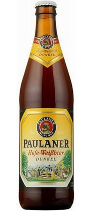 Бутылка Paulaner