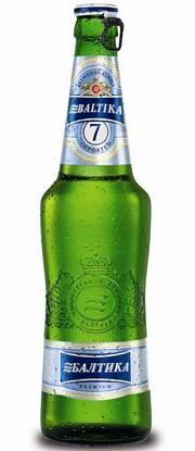 Пиво Балтика №7