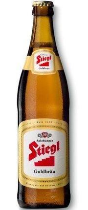 Бутылка пива Stiegl