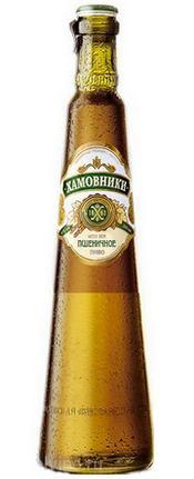 Пиво Хамовники Пшеничное