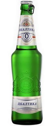 Пиво Балтика №0