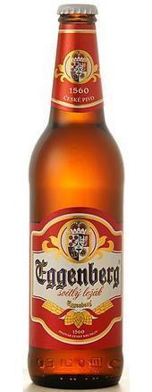 Бутылка пива Eggenberg
