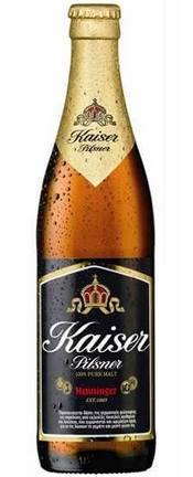 Бутылка пива Kaiser