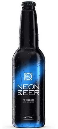 Пиво Балтика Neon Beer