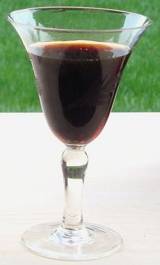 Рецепт настойки из спирта и чернослива