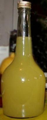 Ананасовая настойка на водке
