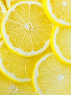 Ломтики лимона