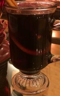 Безалкогольный глинтвейн на виноградном соке