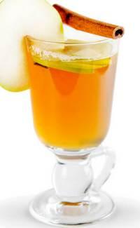 Безалкогольный глинтвейн на яблочном соке