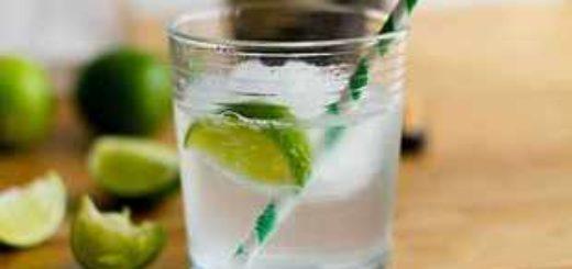 Напиток джин-тоник