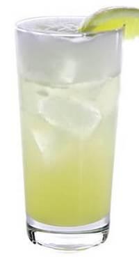 Коктейль Джин биттер лемон